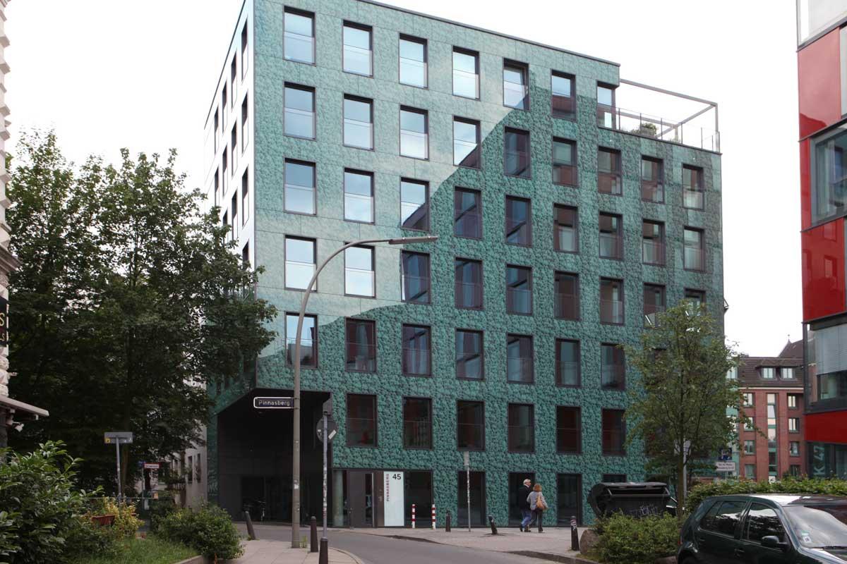 Plannasberg, Hamburg | Albrecht Gebrüder | Bau- und Hausmeisterservice