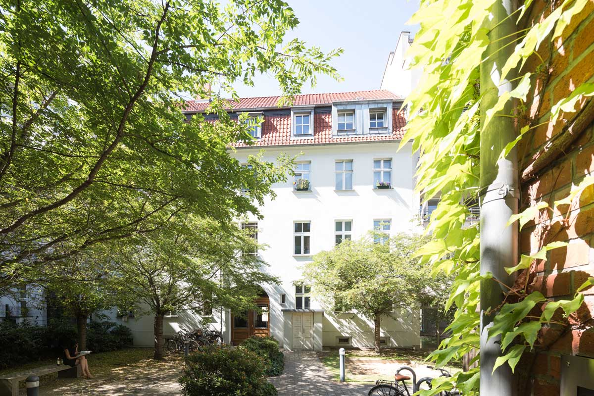 Marienstraße, Berlin | Albrecht Gebrüder | Hausverwaltung