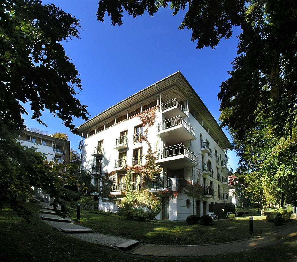 Delbrück Villen, Heringsdorf | Albrecht Gebrüder | Bau- und Hausmeisterservice
