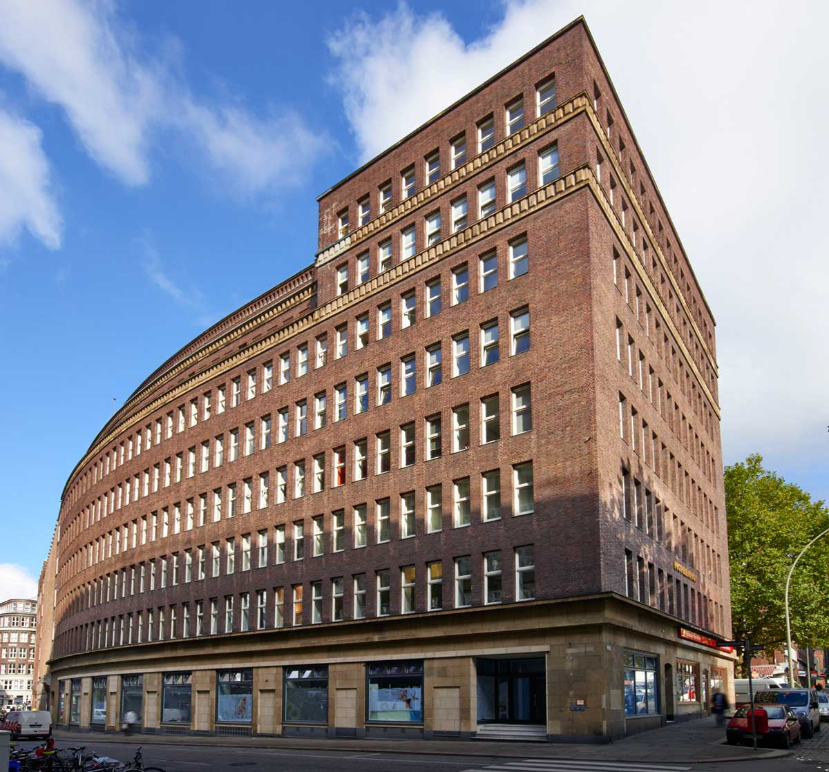 Mohlenhof, Hamburg | Albrecht Gebrüder | Vermögensverwaltung